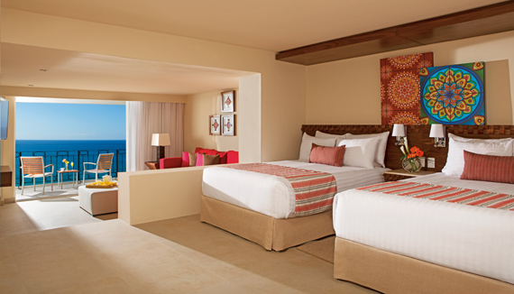 Showing slide 1 of 2 in image gallery showcasing Deluxe Junior Suite Bay View